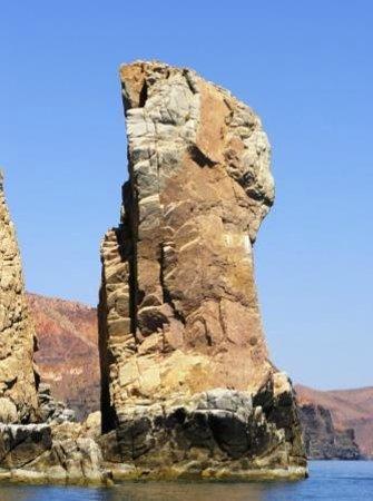 Azul Tours : pillar rock