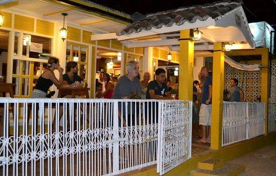 El Bocadito Tapas Restaurante Bar: Entrada a el bocadito