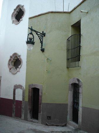 Zacatecas, Mexico: Casa