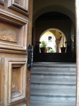Zacatecas, Mexico: Casa acceso a interior
