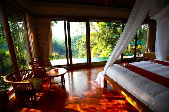 The Royal Pita Maha: La chambre