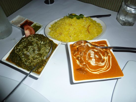 Curry King: Tasty & filling