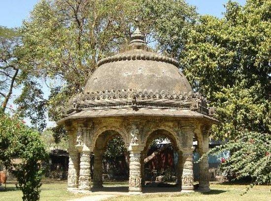 Rajkot, Inde : Jubilee Garden