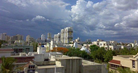 Rajkot, Índia: Skyline