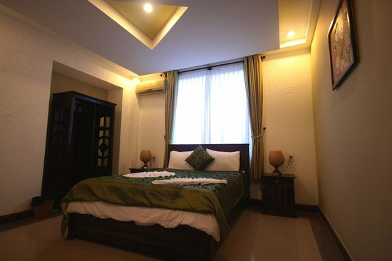 Xin Chao Hotel: Standard Villa double room