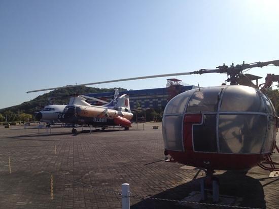 Kakamigahara Aerospace Science Museum: Adicionar uma legenda