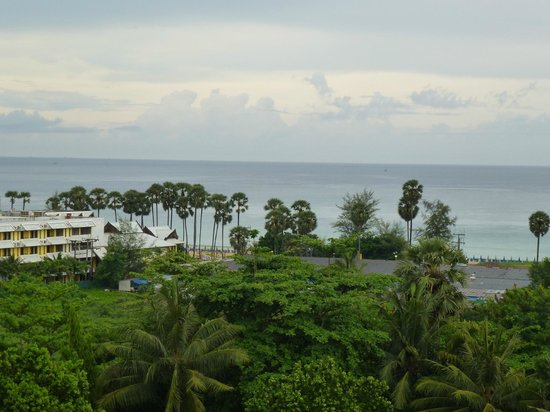 Movenpick Resort & Spa Karon Beach Phuket: Ocean View