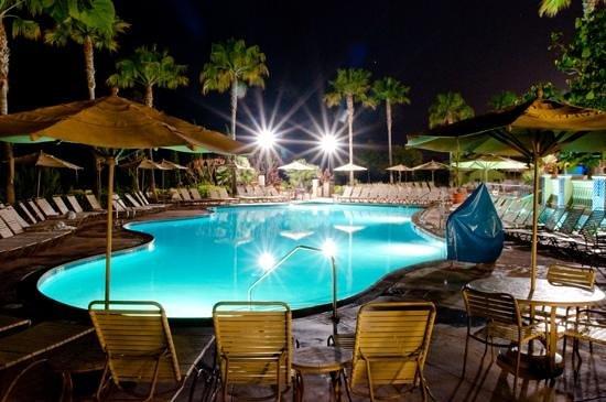 Marriott's Newport Coast Villas: third pool