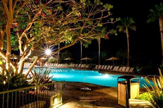 Marriott's Newport Coast Villas: Second Pool