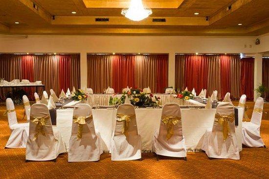 Tourmaline Hotel: Banquet Hall