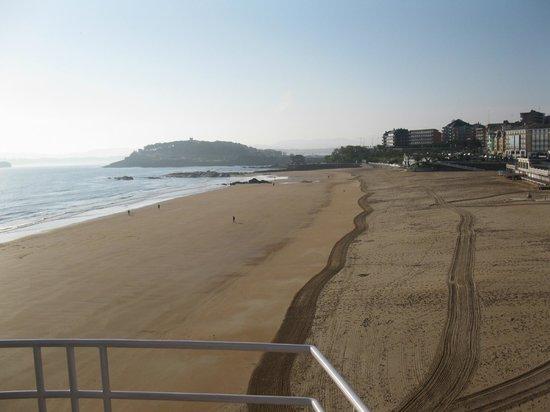 Silken Rio Hotel: playa sandinero