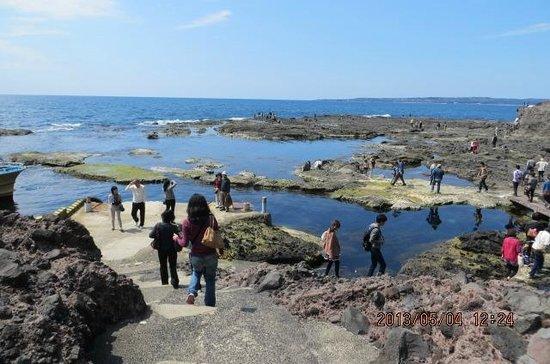 Ganmon Sea-Cave: oh!