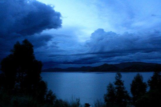 Isla Suasi Hotel : Lago Titicaca