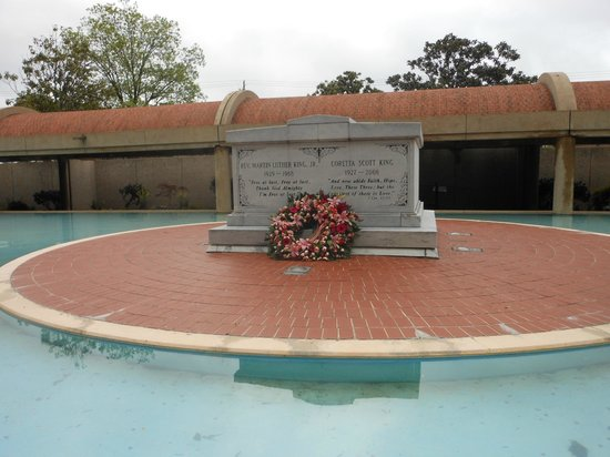 Martin Luther King Jr Gravesite Picture Of The City Tour Llc Day