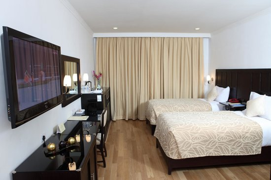The Janpath Hotel: Twin Bed Executive Room