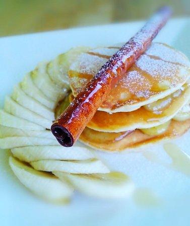 Mong du Lay: Yummy!!!! Cinnamon Banana Pancake
