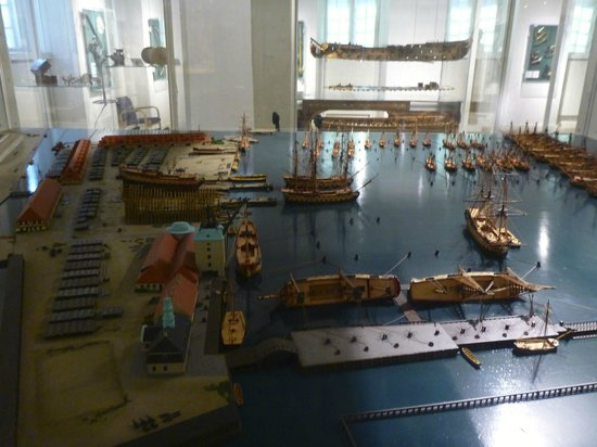"The Royal Danish Naval Museum: Don't miss this ""re-enactment"" of the original Copenhagen naval shipyards"