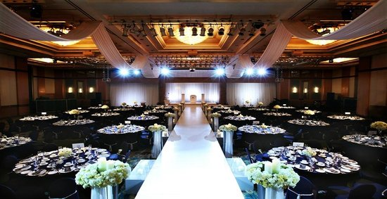 JW Marriott Hotel Seoul: Grand Ballroom Wedding