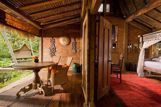 Bambu indah padi house