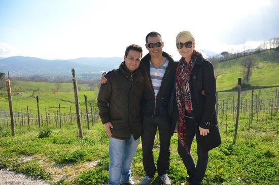 Tasting Campania Day Tours: Wine Tasting in Atripaldi - Vineyards