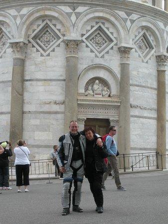 Country Inn Casa Mazzoni: Ausflug nach Pisa