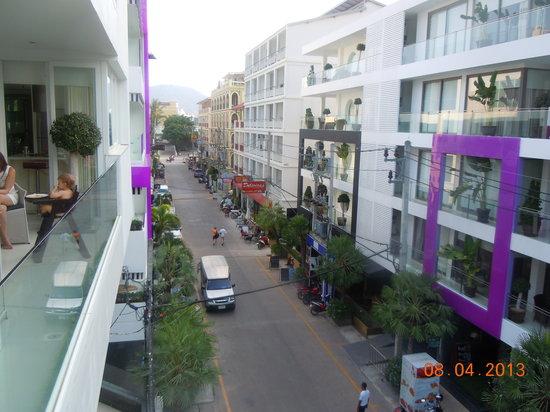 โรงแรมบีวายดี ลอฟท์ บูทีค แอนด์ เซอวิสอพาร์ตเมนท์: апрель 2013