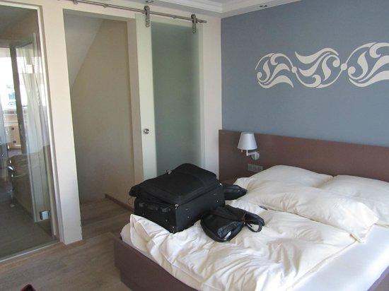 Strandhotel Georgshöhe: Einzelzimmer Avantgarde