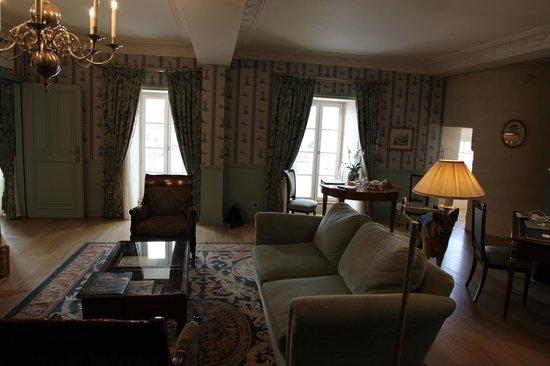 Hotel de Toiras : Spacieuse Suite George W