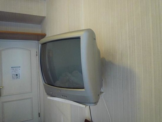 Hotel Arde : tv