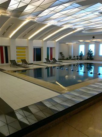 Novotel Al Anoud : Pool