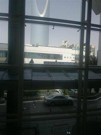 Novotel Al Anoud : Lobby View