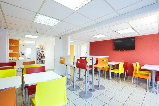Premiere Classe Montreuil: Breakfast room