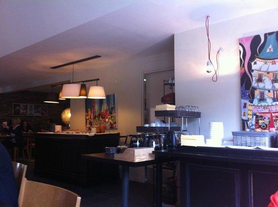 Hôtel Le M Honfleur: sam