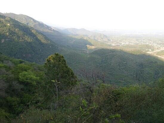 margalla hills from trail 3