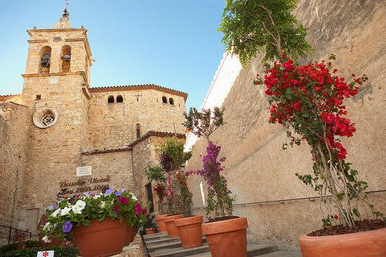 Platja d'Aro, Espagne : Castell d'Aro