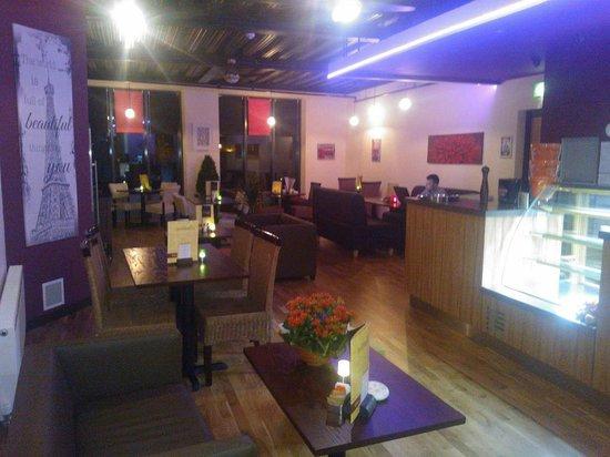 Cafe Continental: Brasserie