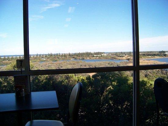 Warrnambool RSL & Saltwater Bistro: View from the Saltwater Bistro