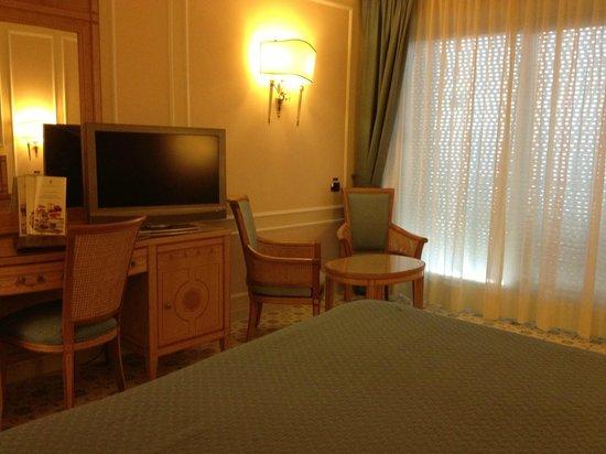 Grand Hotel Capodimonte: Dbl std