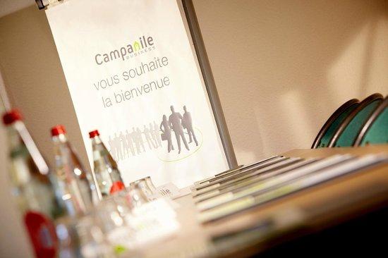 Campanile Bordeaux Sud Pessac : Meeting room