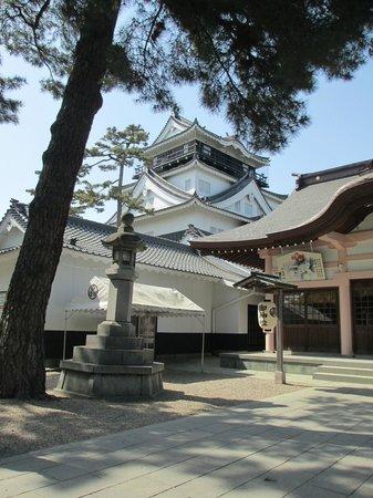 Tatsuki Shrine: 龍城神社
