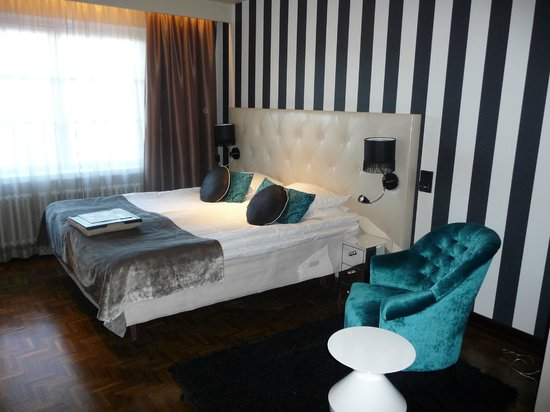Scandic Paasi: the superior room