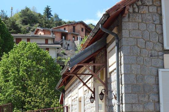 Hostellerie de Rimplas : здание отеля