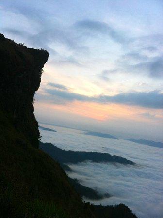 Phu Chi Fa Forest Park : Phu Chi Fa