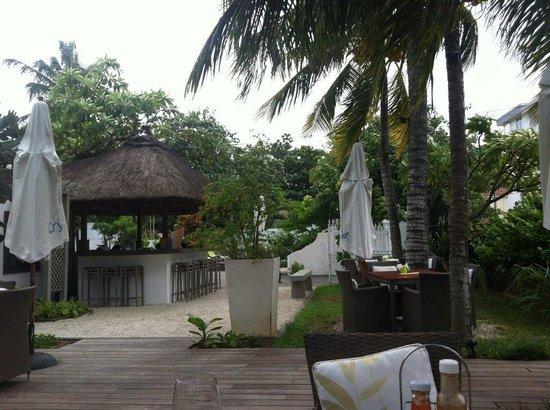 Esprit-Libre Restaurant & Guest-House: Bar Restaurant
