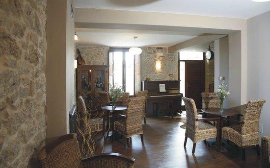 Hotel Rústico Teixoeira: Hotel Rural en Galicia en Rias Baixas Salón planta baja