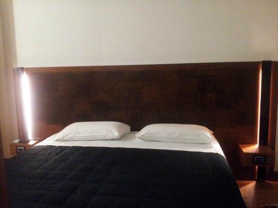 Nicchia: la nostra camera