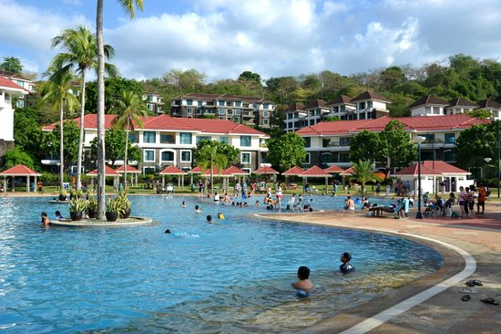 Canyon Cove Hotel & Spa: Really love the pool's architecture.