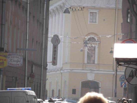 M-Hotel: в сторону екатерининского сквера