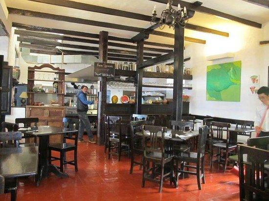 El Albergue Ollantaytambo: Dining