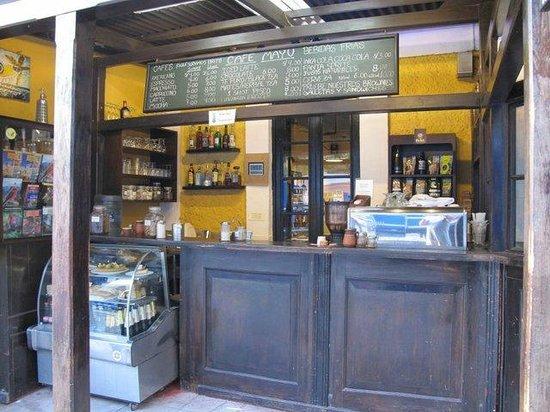 El Albergue Ollantaytambo: Cafe